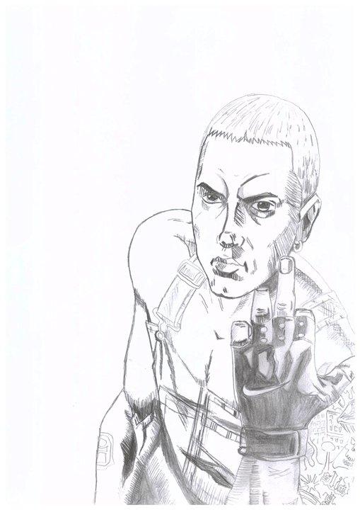 Eminem by AdN